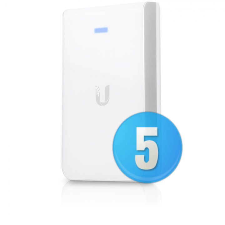 o-t-s.ru Ubiquiti UniFi AP AC In-Wall (5-pack)